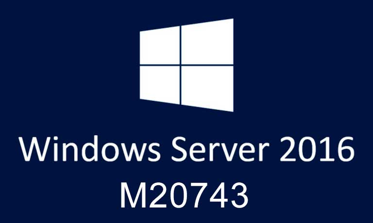 Курс M20743 Обновление навыков до MCSA Windows Server 2016 Upgrading Your Skills to Windows Server 2016 MCSA