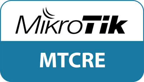 MTCRE (MikroTik Certified Routing Engineer)